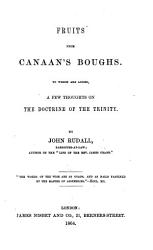 Fruits From Canaan S Boughs Book PDF