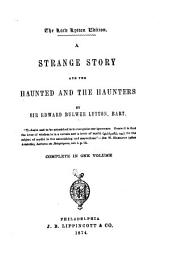 A Strange Story and The Haunted and the Haunters