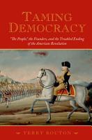 Taming Democracy PDF