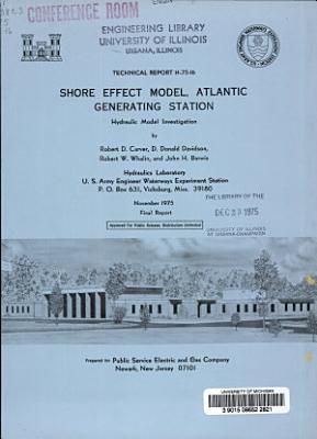 Shore Effect Model  Atlantic Generating Station PDF