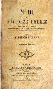 Midi à quatorze heures; Histoire d'un voisin; Voyage dans Paris; Une visite à l'Arsenal; Un homme et une femme