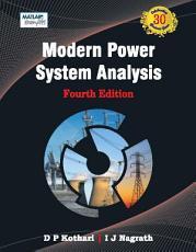 Modern Power System Analysis PDF