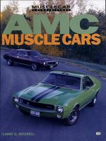 AMC Muscle Cars : Muscle Car Color History