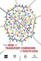 The WEB of Transport Corridors in South Asia PDF
