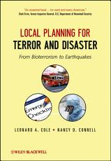 Local Planning for Terror and Disaster PDF