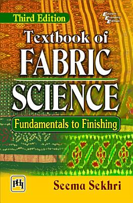 TEXTBOOK OF FABRIC SCIENCE  Third Edition