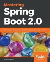 Mastering Spring Boot 2 0 PDF