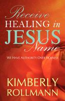 Receive Healing in Jesus Name PDF