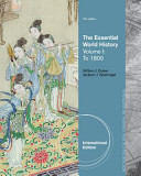 The Essential World History  Volume 1 Book