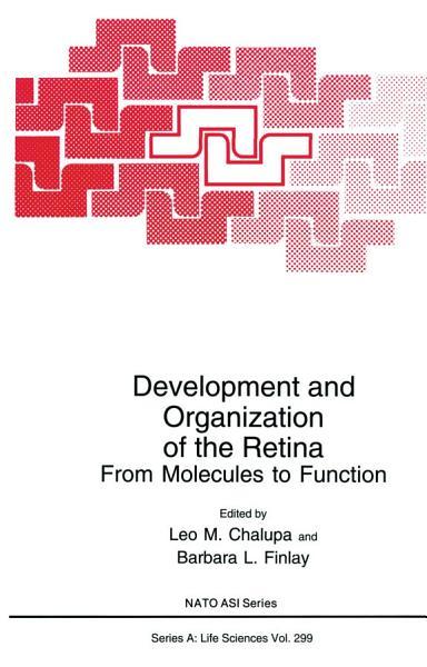 Development and Organization of the Retina PDF