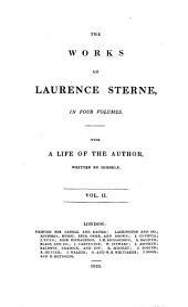 Works of Laurence Sterne: Volume 2