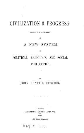 Civilization   progress PDF