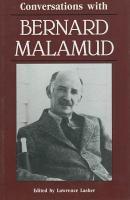 Conversations with Bernard Malamud PDF