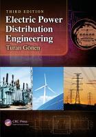 Electric Power Distribution Engineering PDF