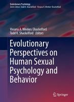 Evolutionary Perspectives on Human Sexual Psychology and Behavior PDF