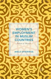 Women's Employment in Muslim Countries: Patterns of Diversity
