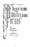 Download Hyrum William Pew  His Ancestors  Descendants   Allied Lines Book