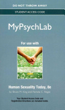New Mypsychlab Without Pearson Etext    Standalone Access Card    For Human Sexuality Today