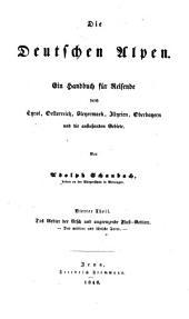 """""""Das"""" Gebiet der Etsch und angrenzende Fluß-Gebiete: 4"""