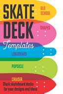 Skate Deck Templates