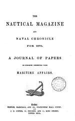 The Nautical Magazine