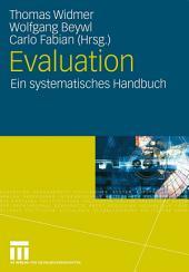 Evaluation: Ein systematisches Handbuch