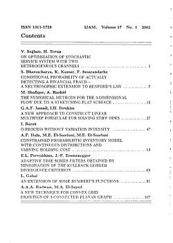 International Journal of Applied Mathematics PDF