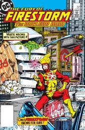 The Fury of Firestorm (1982-) #37