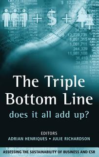 The Triple Bottom Line Book