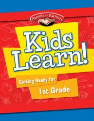 Kids Learn Getting Ready For 1st Grade Book PDF