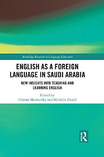 English as a Foreign Language in Saudi Arabia Book