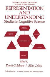 Representation and Understanding: Studies in Cognitive Science