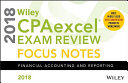 Wiley CPAexcel Exam Review 2018 Focus Notes PDF