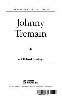 Johnny Tremain and Related Readings PDF