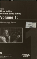 1996 Motor Vehicle Occupant Safety Survey  Methodology report PDF