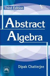 ABSTRACT ALGEBRA, THIRD EDITION