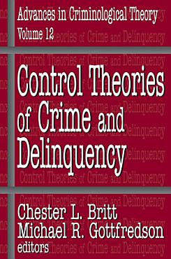 Control Theories of Crime and Delinquency PDF