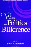 Writing the Politics of Difference PDF