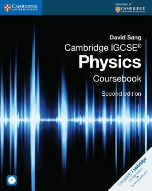 Cambridge IGCSE   Physics Coursebook with CD ROM PDF