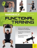 Handbuch Functional Training PDF