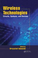 Wireless Technologies PDF
