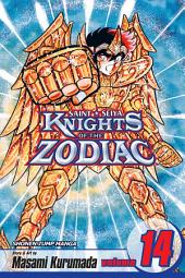 Knights of the Zodiac (Saint Seiya), Vol. 14: The Magic Flute