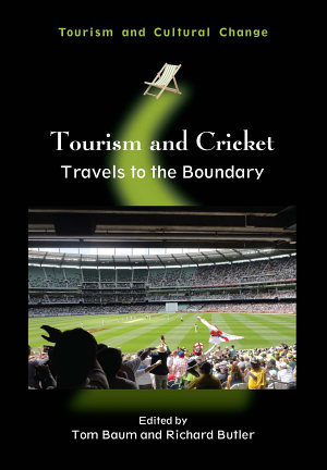 Tourism and Cricket PDF