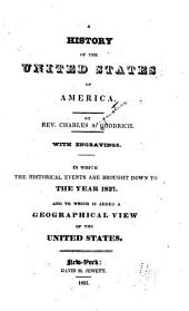 A history of the United States of America