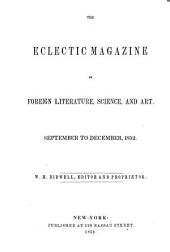 Eclectic Magazine: Foreign Literature, Volume 27