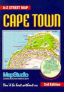 A-Z Street Map Cape Town