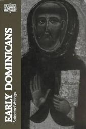 Early Dominicans: Selected Writings