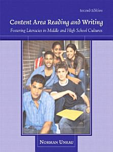 Content Area Reading and Writing Book