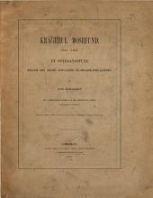 Kragehul mosefund. 1751-1865: Et overgangsfund mellem den aeldre jernalder og mellemjernalderen ...