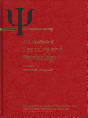 APA Handbook of Sexuality and Psychology